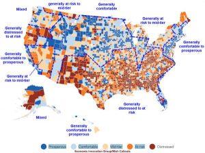 Economic Areas of The U.S.